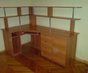 Розробка, вироблення та монтаж меблів під замовлення